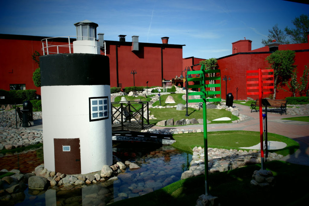 grisslehamn aventyrsgolf