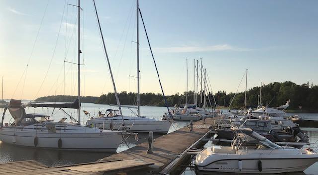 hamnen grisslehamn